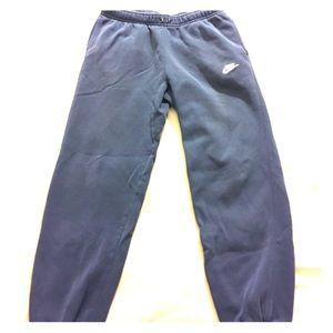 Nike Pants - Nike LRG Blue Sweatpants
